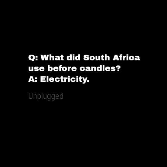 q3awhatdidsouthafrica0ausebeforecandles3f0a0a0aa3aelectricity-default
